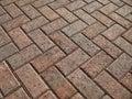 Brick Paver Landscape