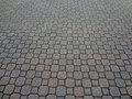 Brick Paving Royalty Free Stock Photo