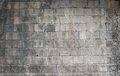 Brick stone gray wall background rough texture Royalty Free Stock Photo
