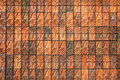 Brick stone pattern wall texture with modern style block Stock Photo