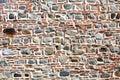 Brick and stone wall. Royalty Free Stock Photo