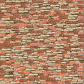 Brick stone wall background Stock Images