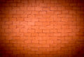 Brick texture background made ​​with a wall Royalty Free Stock Photos