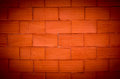 Brick texture background made ​​with a wall Stock Photo