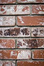 Brick texture worn bricks backround macro Royalty Free Stock Photos