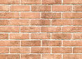 Brick tile wall brown texture and background seamless Stock Images