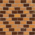 Brick Wall 44, seamless Stock Photos