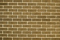 Brick wall background of a Stock Photo
