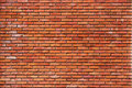Brick wall background on beautiful Stock Photos
