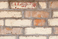 Brick wall background old brickwall Stock Photo
