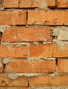 Brick wall background of a texture Royalty Free Stock Images