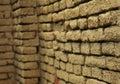 Brick wall background texture Royalty Free Stock Photo