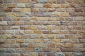 Brick wall backgrounds Royalty Free Stock Photo