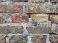 Brick wall brickwall clipping texture background Stock Photo