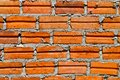 Brick at Wall Building Stock Photo