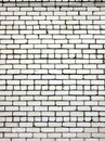 Brick wall in daylight photo of an old of the Royalty Free Stock Image