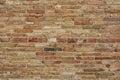 Brick wall detail Royalty Free Stock Photo