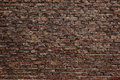 Brick wall great background made of a Stock Photography