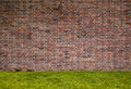 Brick wall great background made of a Stock Images