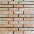 Brick wall a of the house Royalty Free Stock Images