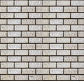 Brick of Wall made of Stone Royalty Free Stock Image