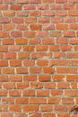 Brick wall old for background texture Royalty Free Stock Photos