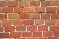Brick wall old for background texture Stock Photos