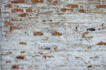 Brick wall old great as background Royalty Free Stock Images