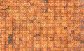 Brick wall pattern Thailand Stock Image