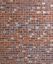 Brick wall this is a real not a facade it was built in my studio for a set it was put together in a really nice random pattern Royalty Free Stock Photography