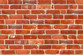 Brick wall seamless pattern. Royalty Free Stock Photo