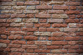 Brick wall texture of a photo Royalty Free Stock Photography