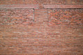Brick wall texture red of the building Royalty Free Stock Photo