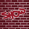 brick wall vector background Royalty Free Stock Photo