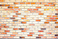Brick walls a background of Royalty Free Stock Photo