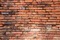 Brick walls of the old Royalty Free Stock Photo
