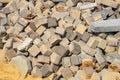 Brickbat Stock Images