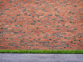 Bricks background Royalty Free Stock Photo