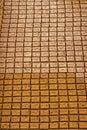 Bricks manufactory Meybod Royalty Free Stock Photo