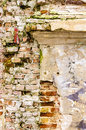 Bricks old wall building background Royalty Free Stock Photo