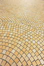 Bricks pavement Royalty Free Stock Photos