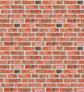 Bricks - seamless tileable texture Royalty Free Stock Photos