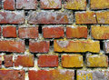 Bricks wall Royalty Free Stock Photo