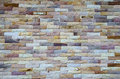 Bricks wall background color box Royalty Free Stock Photo