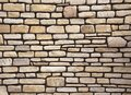 Brickwall as background Royalty Free Stock Photo