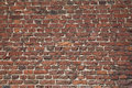 Brickwall background texture shot close up Royalty Free Stock Photos