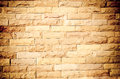 Brickwall background texture of wall Stock Photography