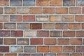 Brickwork Royalty Free Stock Photo