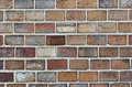Brickwork - wall Royalty Free Stock Photo
