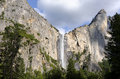 Bridalveil waterfall Royalty Free Stock Image